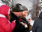 Контроль.Лыжный туризм