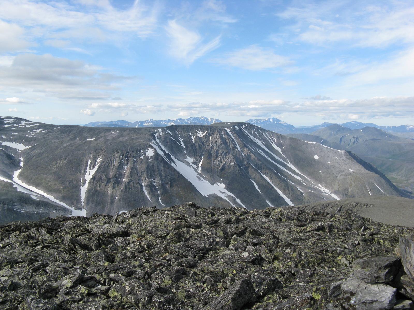 фото полярный урал
